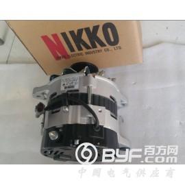 0-35000-4858五十鈴4JJ1X發電機