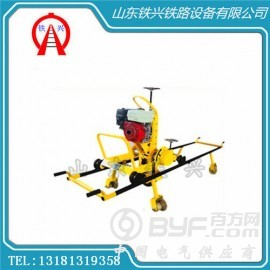 内燃式道岔磨轨机QDM4.0优质供应商|工程机械