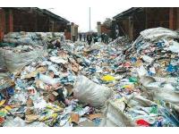 """青岛海关对""""洋垃圾""""走私实施持续打击 —— 500吨废棉、25吨废塑料颗粒被退运"""