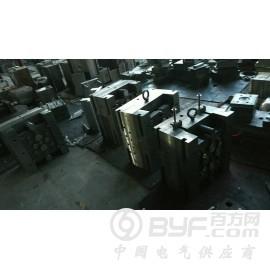 华中武汉压铸模厂家设计加工通讯桥架用铝压铸接线盒模具