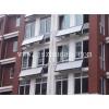华润悦府小区680块壁挂式平板太阳能热水工程