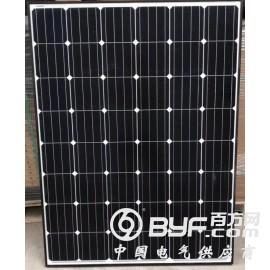 尚德单晶光伏组件太阳能电池板出售