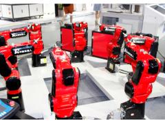 华数机器人:自主创新,打造民族品牌工业机器人