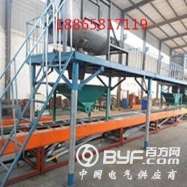 保溫板設備生產線保溫一體板設備生產線免拆一體板設備生產線