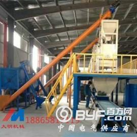 復合保溫板設備價格 水泥混凝土復合保溫板設備 專業保溫