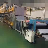 锂电池隔膜拉伸流水线机械设备法国工艺