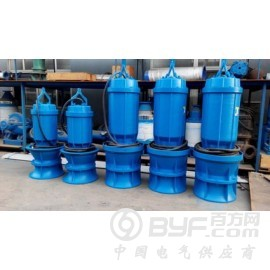 井筒式潜水轴流泵专业生产厂家