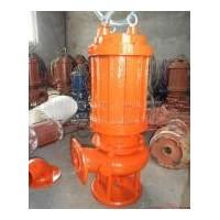 无堵塞潜水排污泵耐高温耐腐蚀