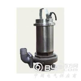 不锈钢潜水排污泵耐腐蚀厂家规格齐全