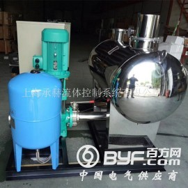 无负压变频泵组设备的进口德国威乐水泵MVI5202