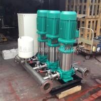 智能变频恒压泵不锈钢变频泵进口威乐水泵MVI5203
