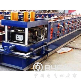 安徽仁德高速C型钢全自动成型机