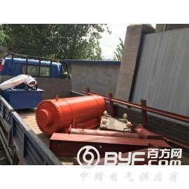 320吨非开挖顶管机 直径2米水泥管顶管机 水泥管道穿越顶镐