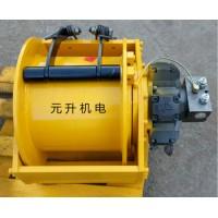 10吨吊车改装卷扬机发展形式分析液压马达卷扬机