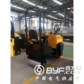 小型压路机全液压振动座驾式压路机CYJ-1.2T