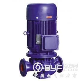 藍升牌ISW臥式管道離心泵/臨沂管道循環泵專業制造商