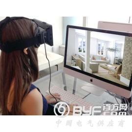VR样板间和VR虚拟样板房