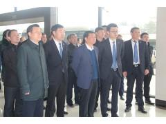 抚州市委书记肖毅考察人民电器集团江西变电设备公司
