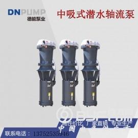 300QSZ-5-30中吸式潜水轴流泵