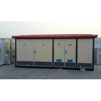 银川箱式变电站 高压开关柜 低压配电柜 银川配电箱 生产厂家