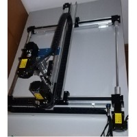 远程网络控制工业级三轴导轨滑台升降台开发控制套件