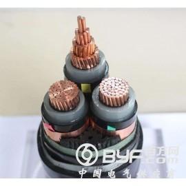 供应山西高压电缆,电缆载流量,10KV高压电缆参数
