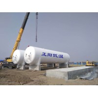 液氧储罐储槽l液氧储罐储槽气相液相连接示意