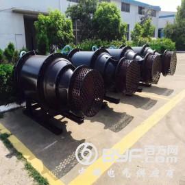 雪橇安装式轴流泵 潜水轴流泵 大流量轴流泵