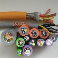 伺服电机动力电缆 伺服电机电缆 拖链电缆