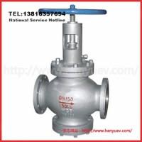 TP41Y-100C高压阀套式排污阀