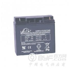 大连Leoch铅酸蓄电池DJW12-17