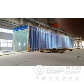 浙江钢结构伸缩喷漆房厂家