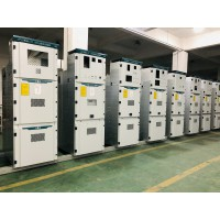 高压开关柜KYN28-12A铠装移开式中置柜