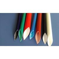 硅橡胶玻璃纤维内纤外胶管/内纤外胶管/硅胶套管/矽套管