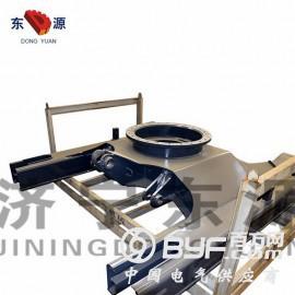 东源批量生产挖掘机下车架 PC220-8伸缩下车架库存处理