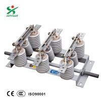 电气批发GN19-12/630手动操作高压隔离开关