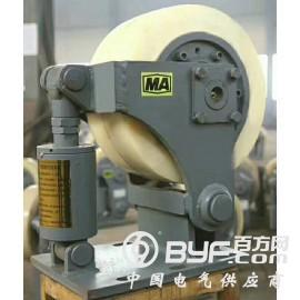 导向缓冲滚轮罐耳,液压导向罐耳,碟簧滚轮罐耳,罐笼罐笼轮