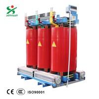 10kV级500kVA环氧树脂浇注全铝干式电力变压器