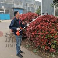 兖州东源机械供应手持绿篱修剪机 球形绿篱修剪机使用视频