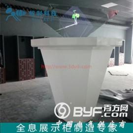 全息展示柜 上海全息展柜廠家 定制360度四面成仙柜 全息