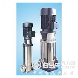 恩達泵業JGGC-N12.5-150多級泵