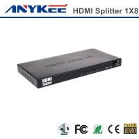 深圳市艾尼奇科技HDMI分配器1x8  4K*2K