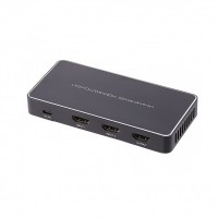 深圳艾尼奇科技HDMI切换器2切1 APP蓝牙控制4K