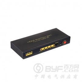 深圳市艾尼奇科技 HDMI切换器三切一 1080P