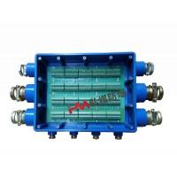 JHH-10(A)矿用电路用接线盒 煤矿井下电话分接线盒