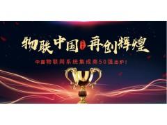 2019第一届中国物联网系统集成商50强名单出炉,最强称号花落谁家?