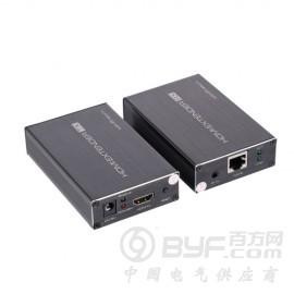深圳市艾尼奇科技HDMI单网延长器120M 带IR