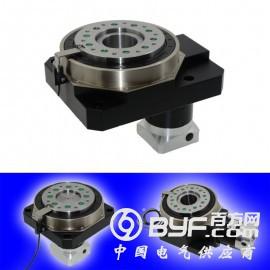 高精密中空电动数控旋转平台SR60-9W