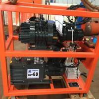 霸州明捷SF6气体抽真空充气装置抽气速率≥45L/S电力专用