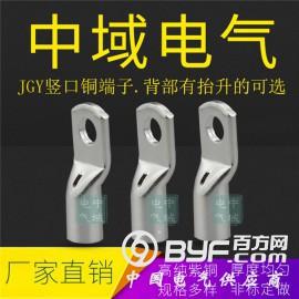 中域電氣 SC窺口銅鼻子 JGY銅壓線鼻 出口型銅接線端子